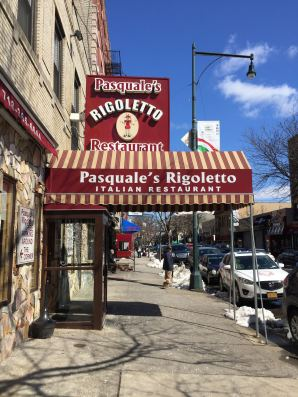 Exploring Arthur Avenue in the Bronx, the Little Italy of New York City.