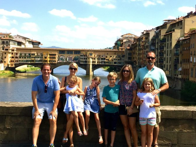 Exploring Florence in Tuscany