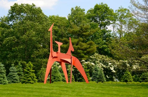 pepsico-red-sculpture-