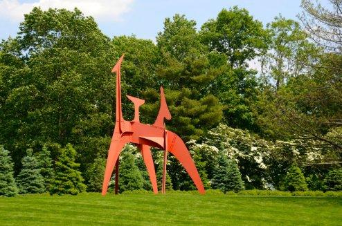 pepsico-red-sculpture-