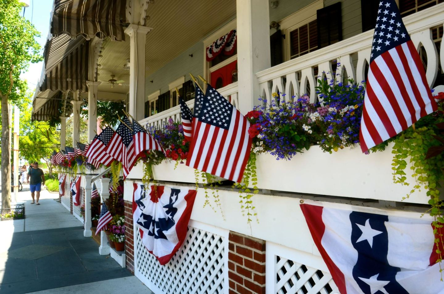 Cape May, NJ: Images of Independence Day Done Right!