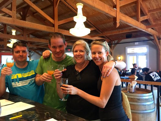 wine-tasting-sangria-willow-creek-cape-may-nj
