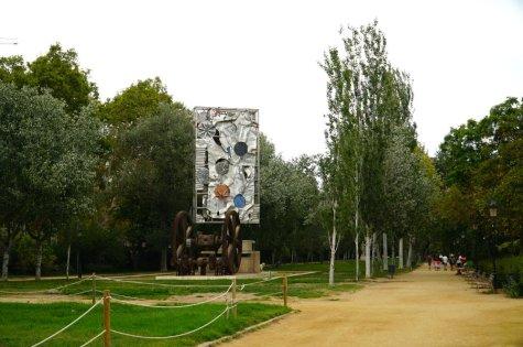 park-Barcelona-art