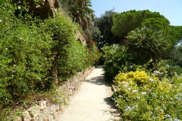 The best of Barcelona with kids at Park Guell