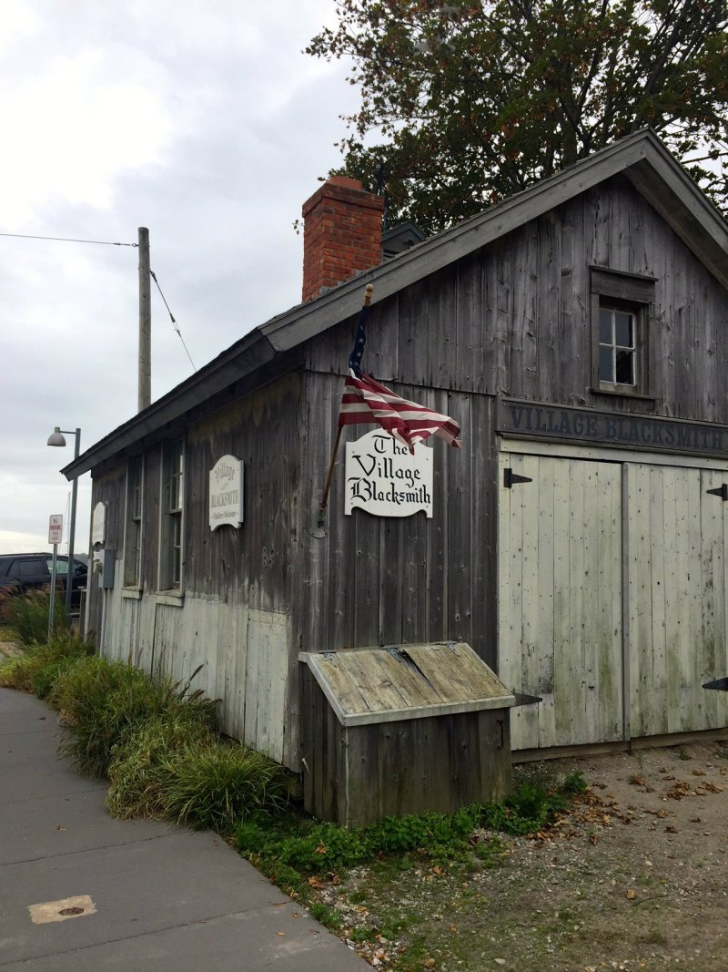Greenport Blacksmith in our Guide to Why North Fork, Long Island makes for the perfect weekend away.