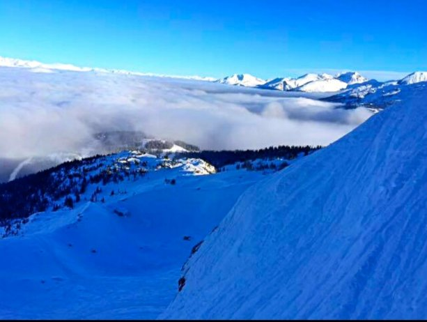 West Cirque - Whistler - Mountain-