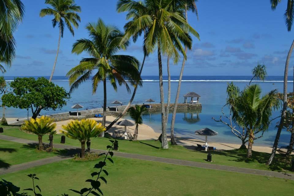 Travel Exchange: Island Family Escape to Fiji