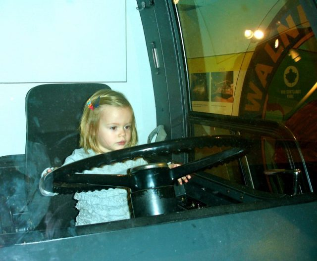 The New York Transit Museum in Brooklyn is one of the best family-friendly museums in New York City