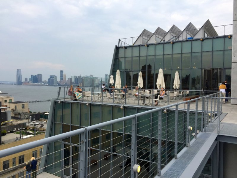 The Whitney Museum of American Art is one of the best family friendly museums in New York City