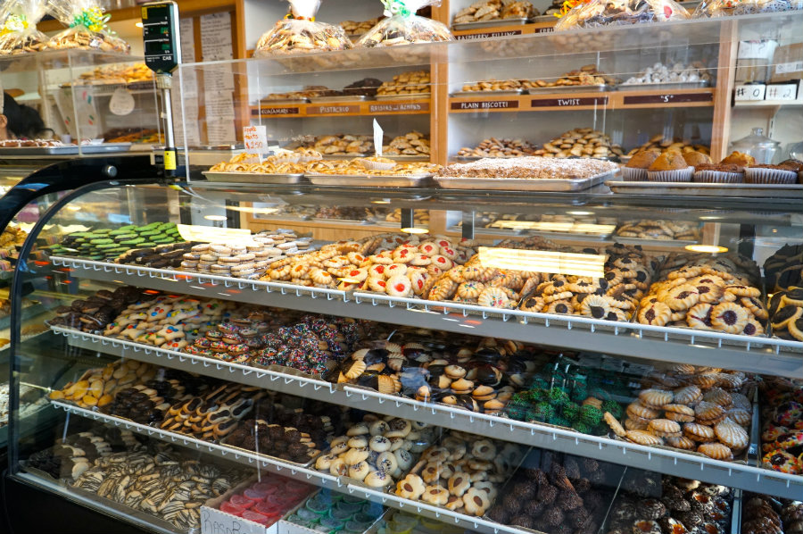 Boiano bakery is one of the best bakeries in Mamaroneck