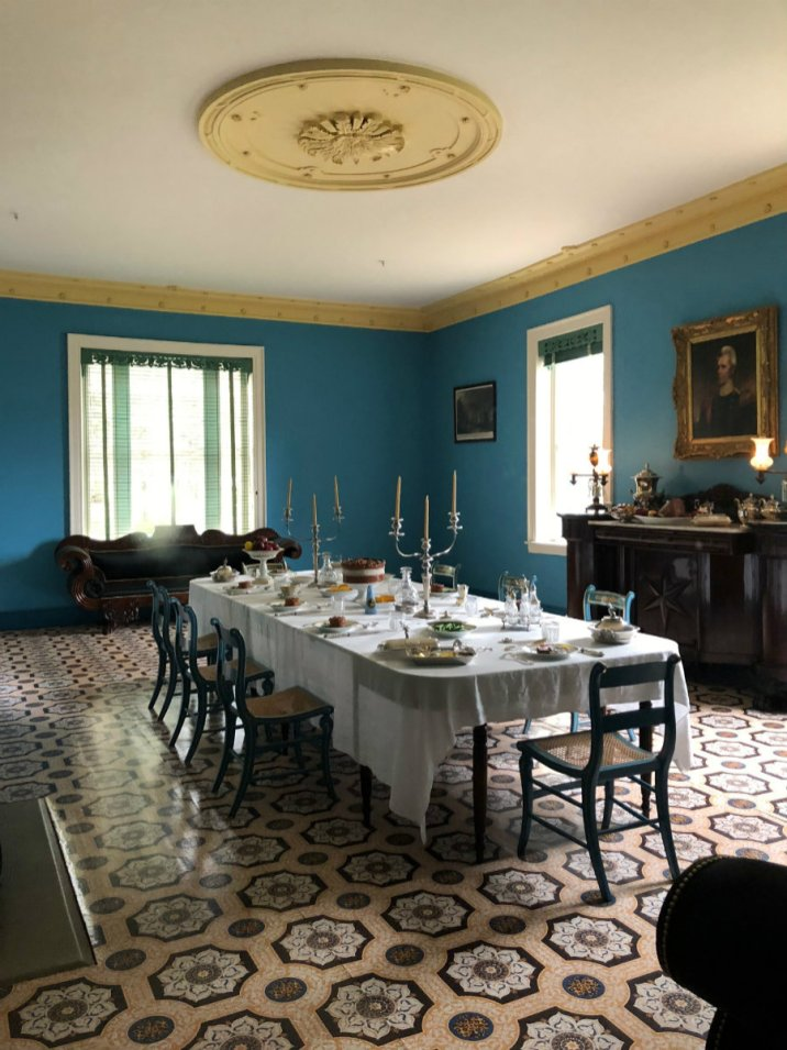 A tour of Andrew Jackson's The Hermitage outside of Nashville, TN