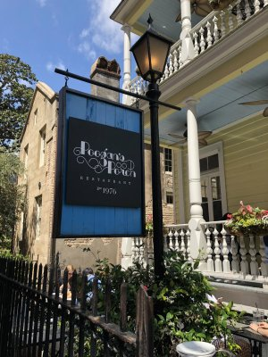 Poogans Porch is a great restaurant to go to on a Charleston getaway