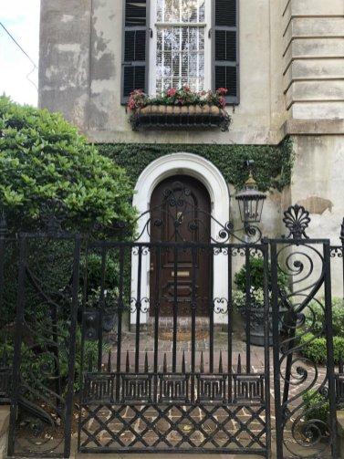 Charleston-SC-house-entryway