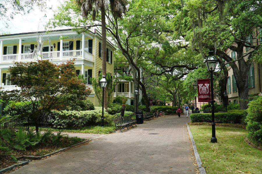 College of Charleston in Charleston, SC