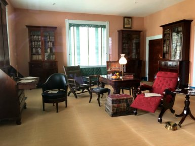 A guided tour of the rooms inside The Hermitage, the home of Andrew Jackson