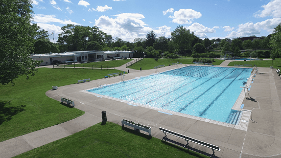 Scarsdale Pool complex