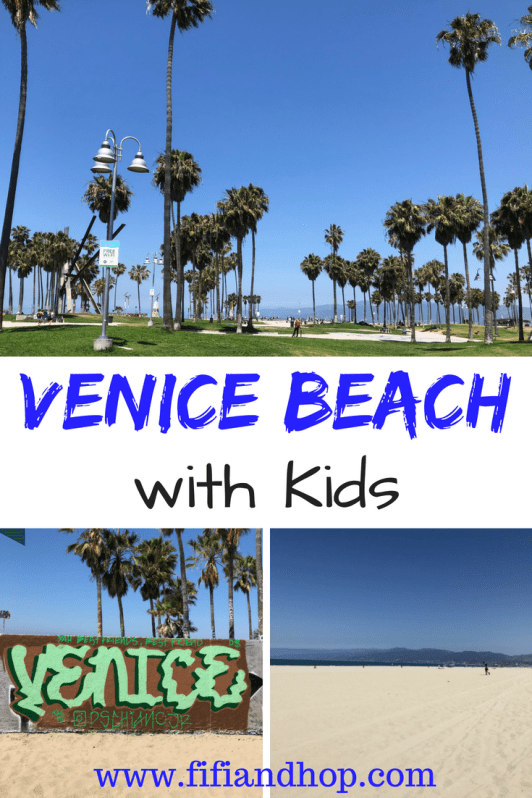 Venice Beach with Kids