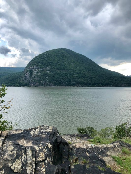 Stormking Mountain in Cold Spring, NY