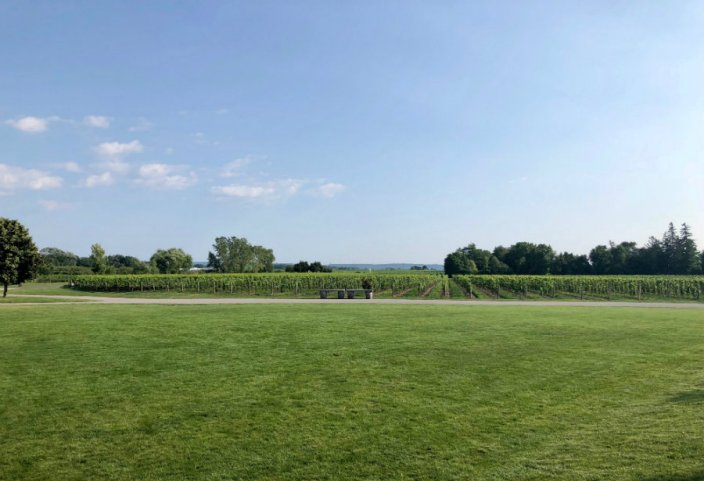 Enjoying Niagara-on-the-Lake's wine country