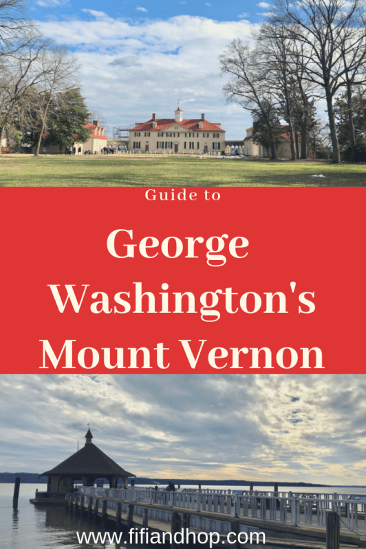 A tour of George Washington's Mount Vernon