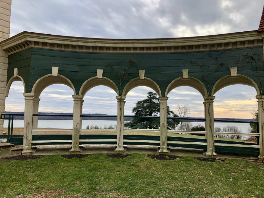 A visit to Mount Vernon during the Washington D.C. Government Shutdown