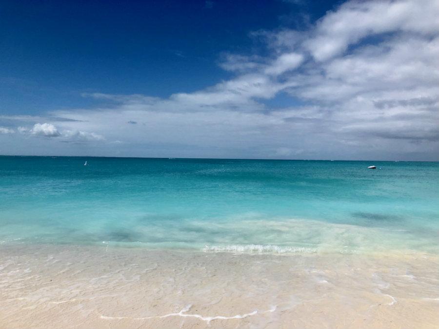 Turks and Caicos Grace Bay beach