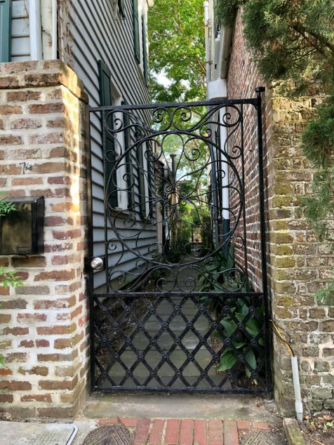 wrought-iron-gate-Charleston-architecture