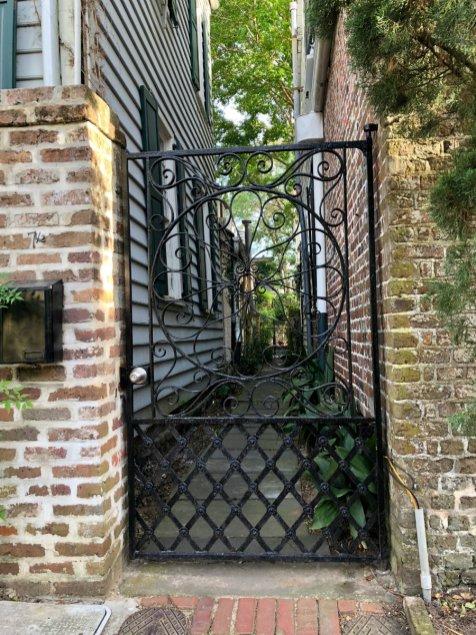 wrought-iron-gate-Charleston-architecture