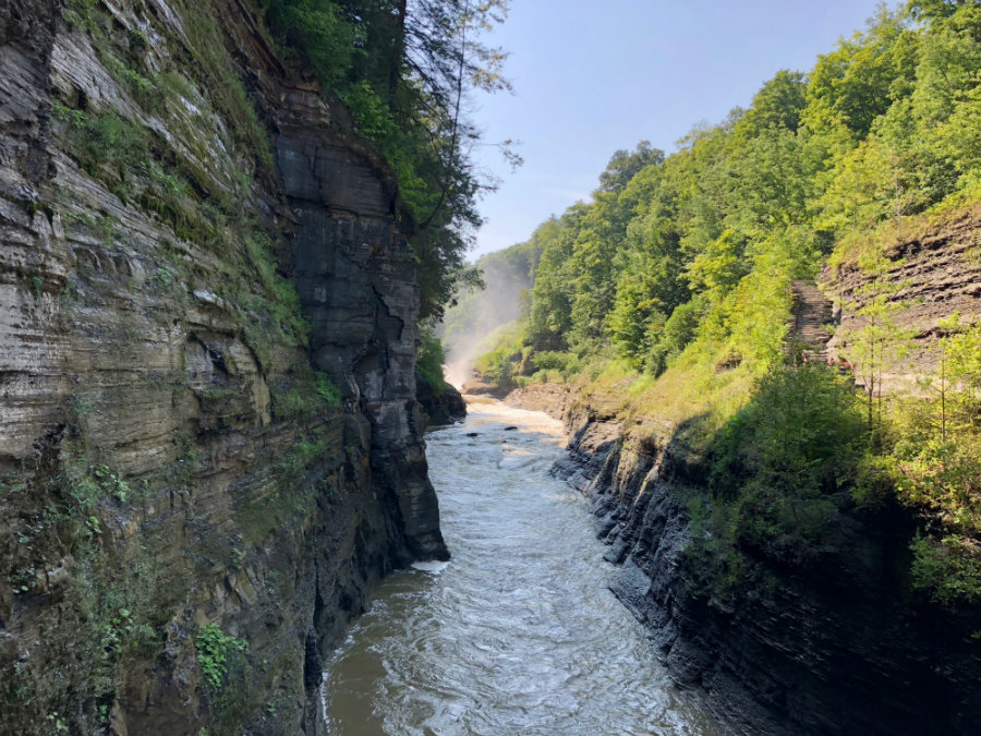 Letchworth state park guide