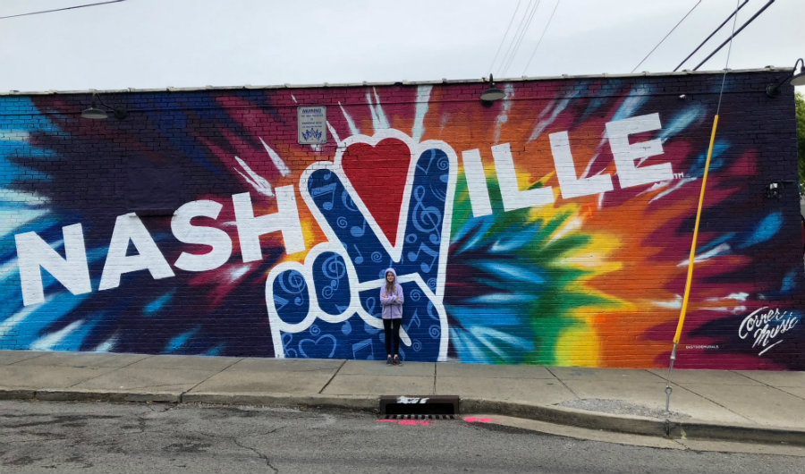 Nashville Wall art
