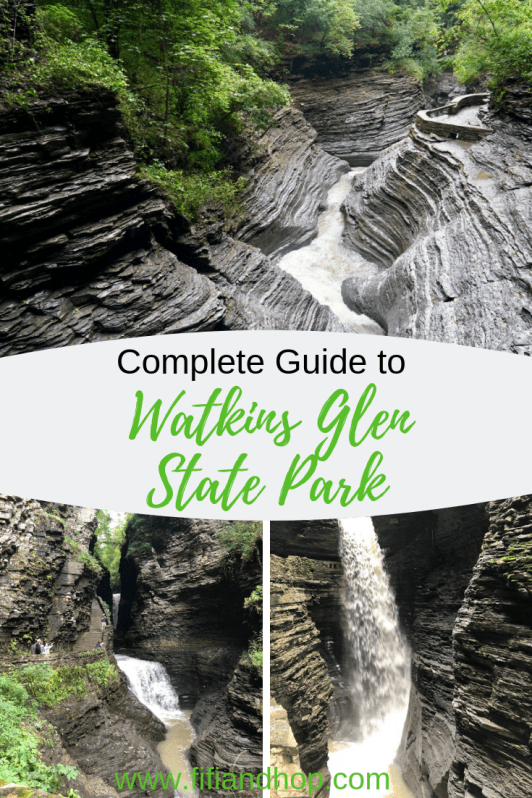 Complete guide to Watkins Glen state park