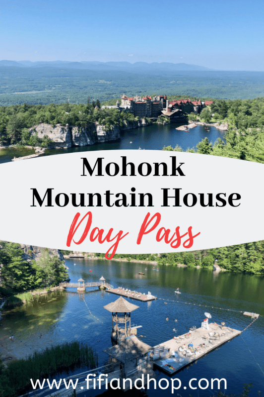 Mohonk Mountain House Day Pass