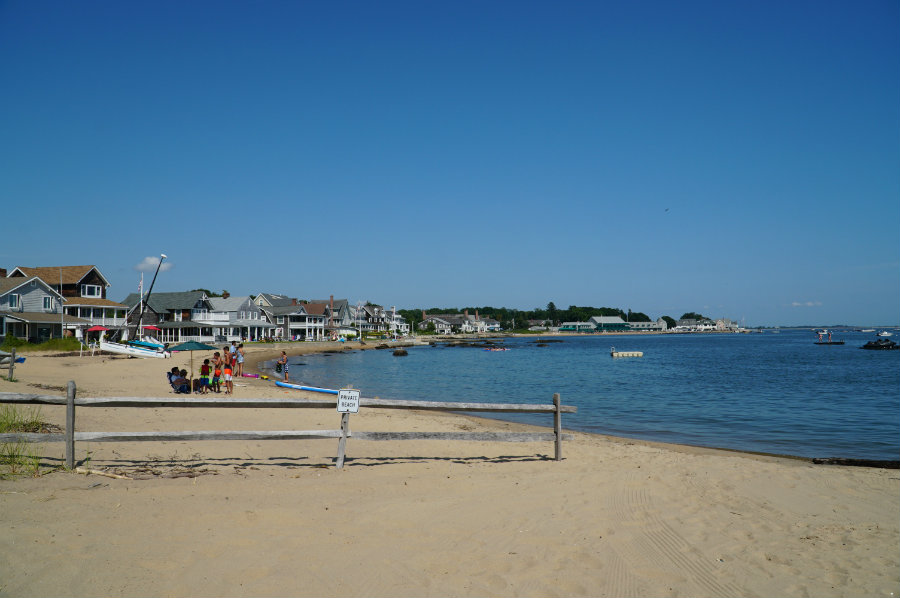 Madison Connecticut beach