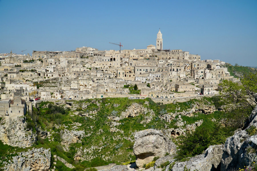 City Guide to Matera, Italy