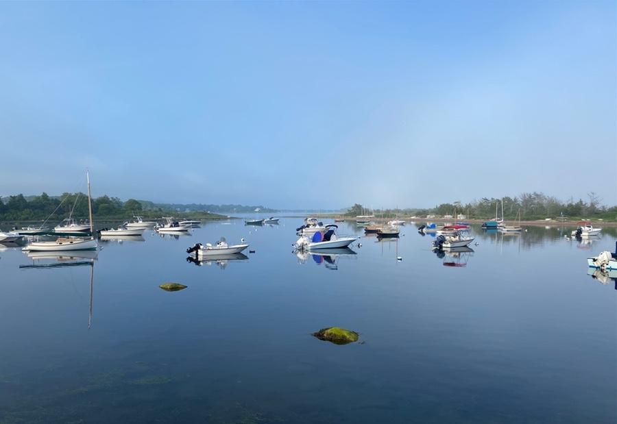 Weekapaug Inn harbor