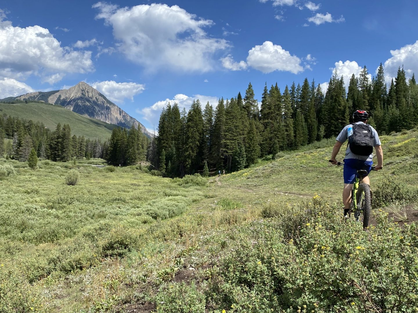 Things to do in Crested Butte - mountain biking