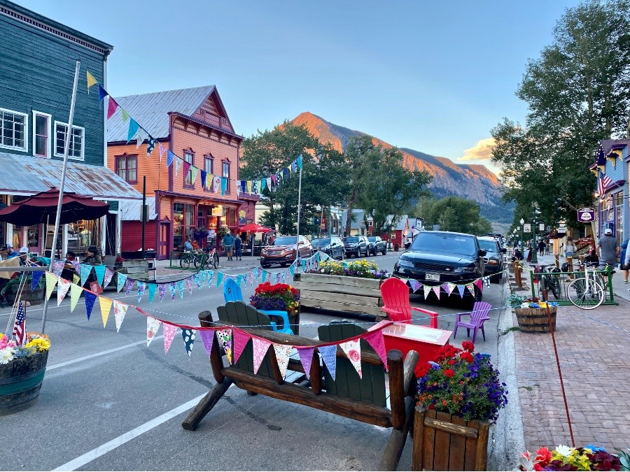Things to do in Crested Butte - walk around downtown