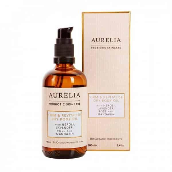 Aurelia dry oil