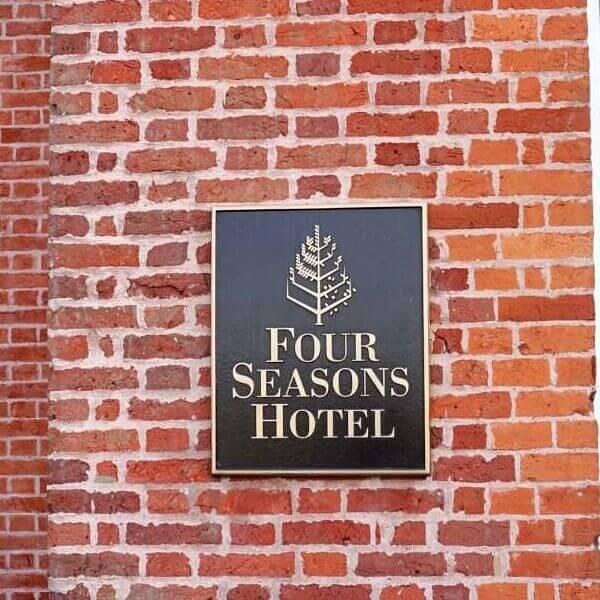 Four Seasons Hotel Hampshire Fifi Friendly