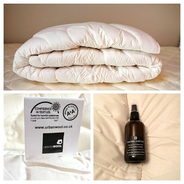 Fifi Friendly sleep Urban Wool