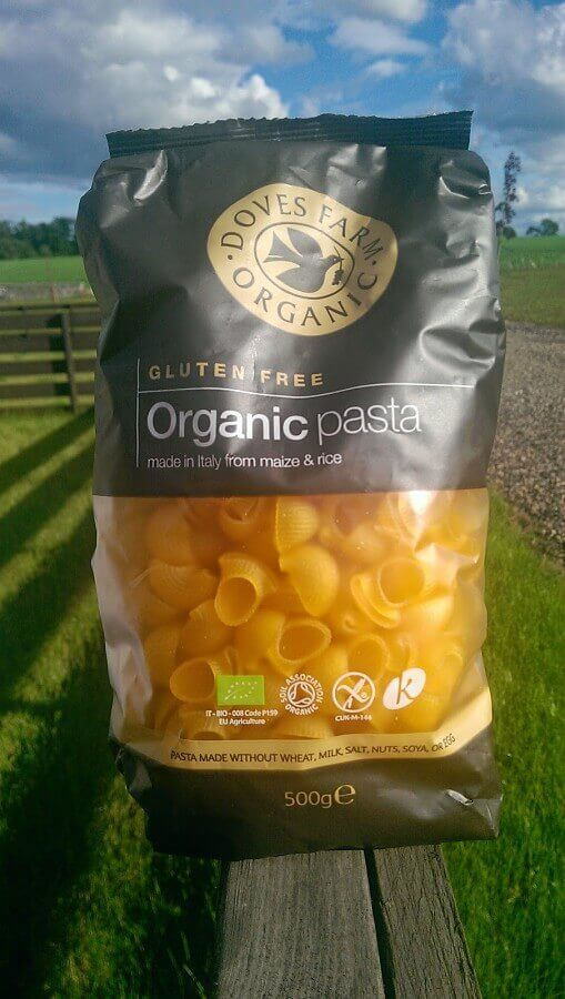 Fifi Friendly Doves Farm Pasta