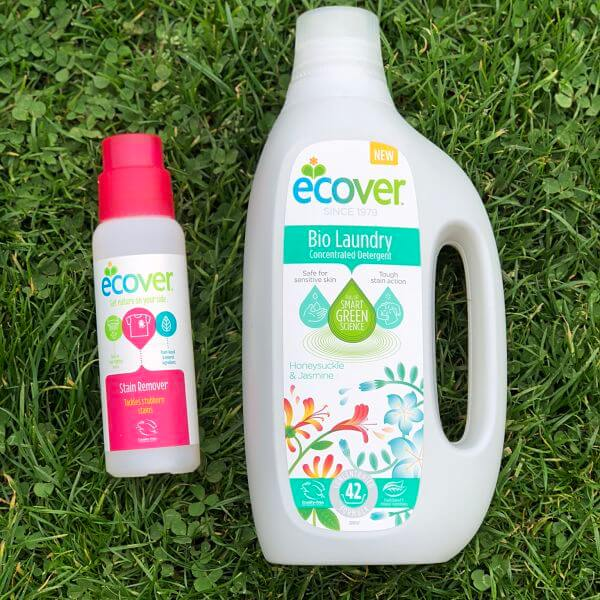 Ecover Bio Laundry Liquid and Stain Remover