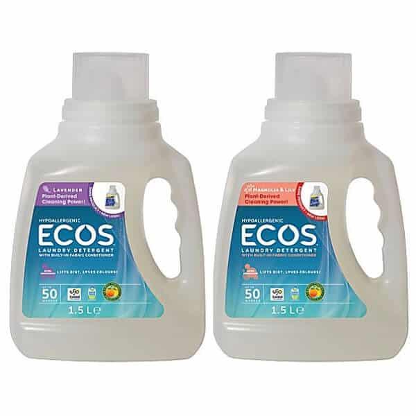 ECOS laundry Fifi Friendly