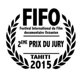 FIFO AWARDS 2015 2EME PRIX DU JURY