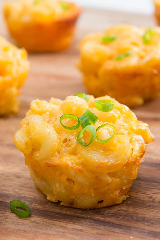 How To Make Mac And Cheese Bites : cheese, bites, Cheese, Little, Bites, Parties, Appetizers!