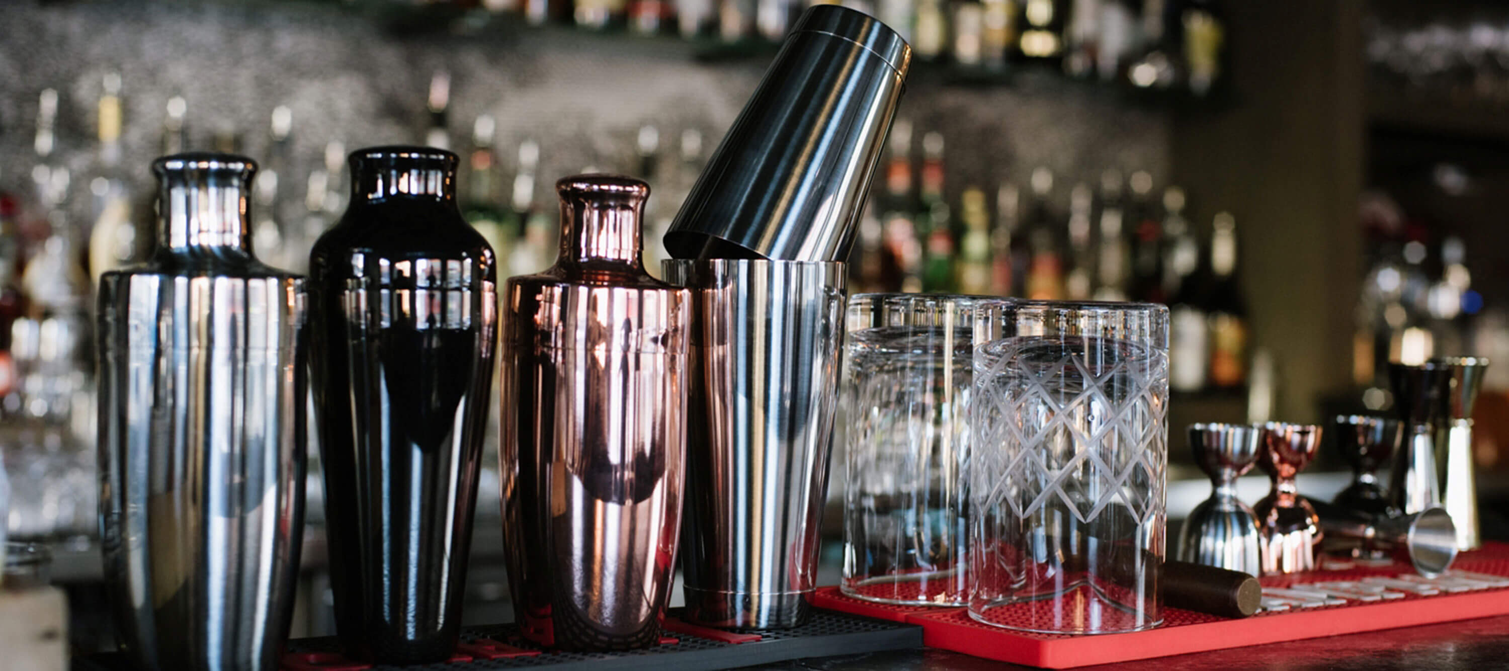 The ultimate boutique bar and glassware distributor and retailer Canada USA Fifth & Vermouth