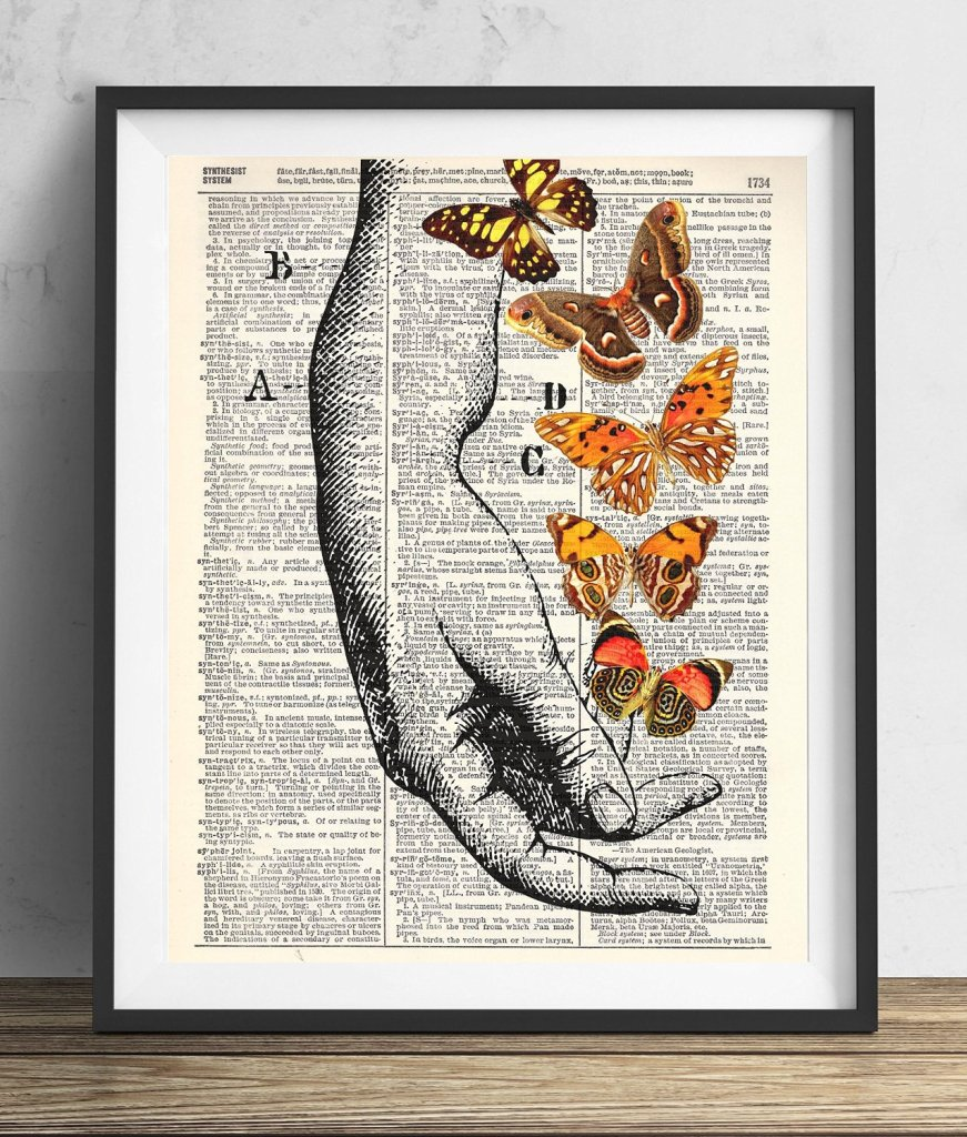 Hand With Butterflies, check it out on amazon amzn.to/29foKNA