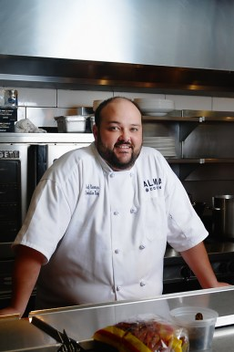 Executive Chef Chad Clevenger