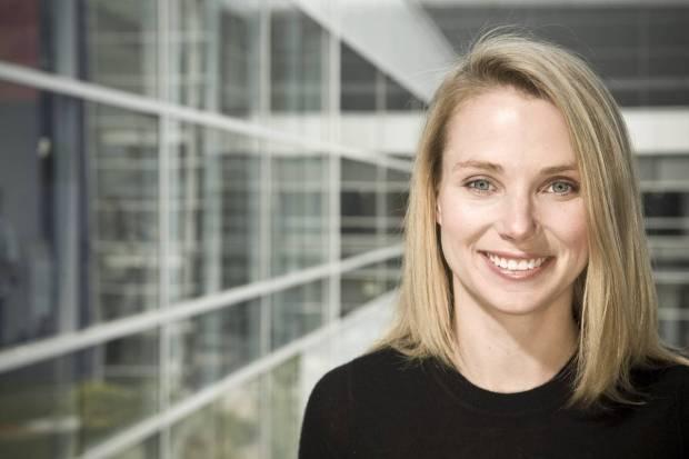Google's Marissa Mayer Named Yahoo CEO