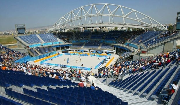Greece Olympics Beach Volleyball Stadium (2004)